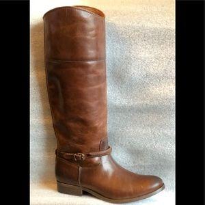 Frye Melissa Seam Tall Boots